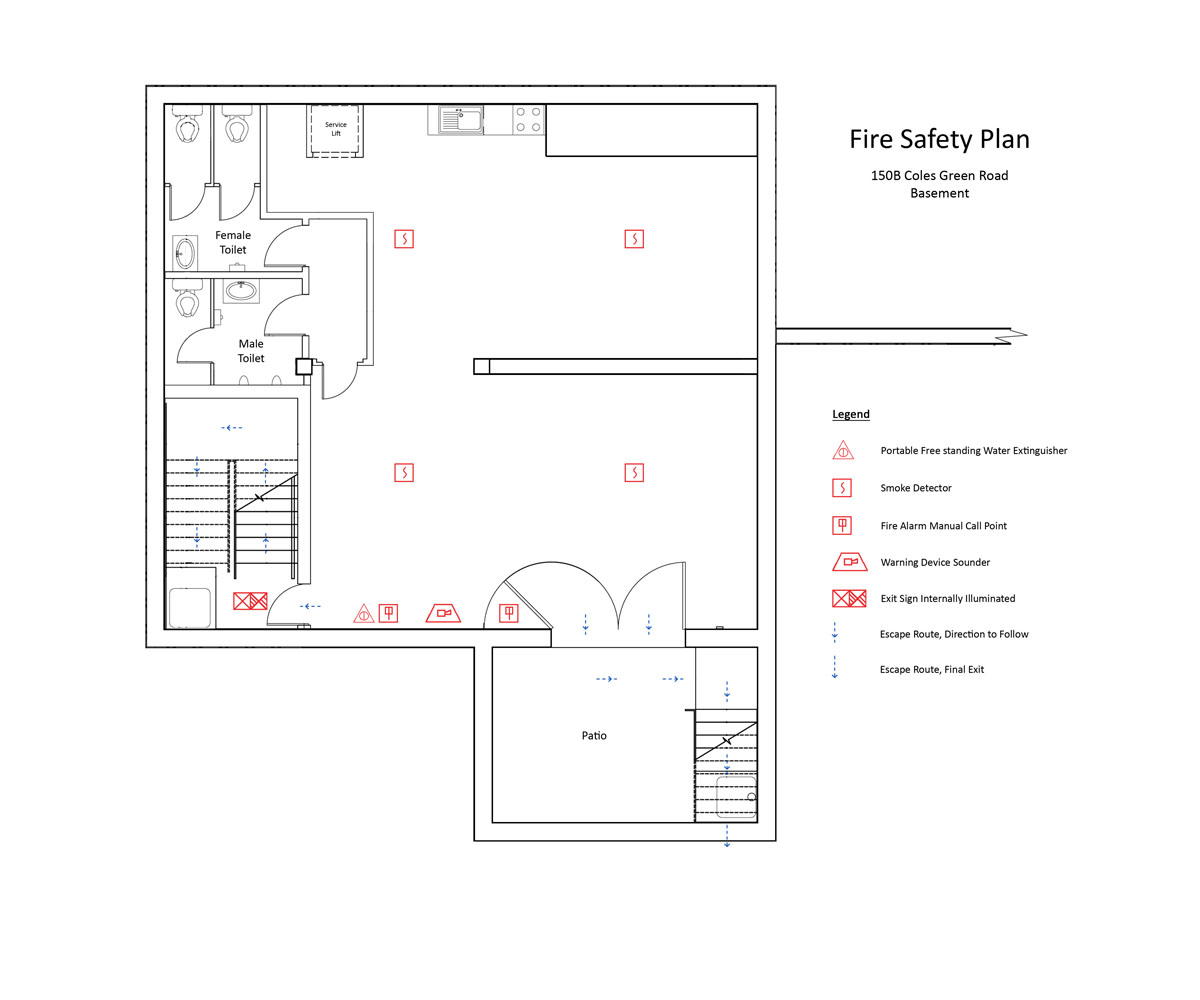 fire safety plan for home obd fire safety plans